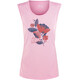Maloja RahelM. Sleeveless Multisport Jersey Women cherry blossom